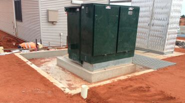concrete-bund-around-transformer